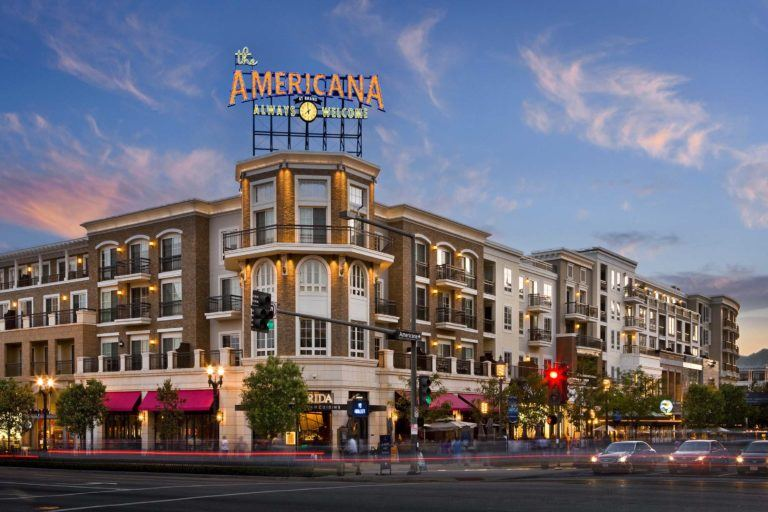 The Americana at Brand