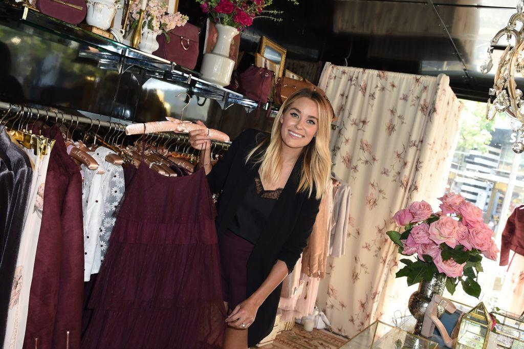 Lauren Conrad Runway Pop-Up Shop at The Americana at Brand