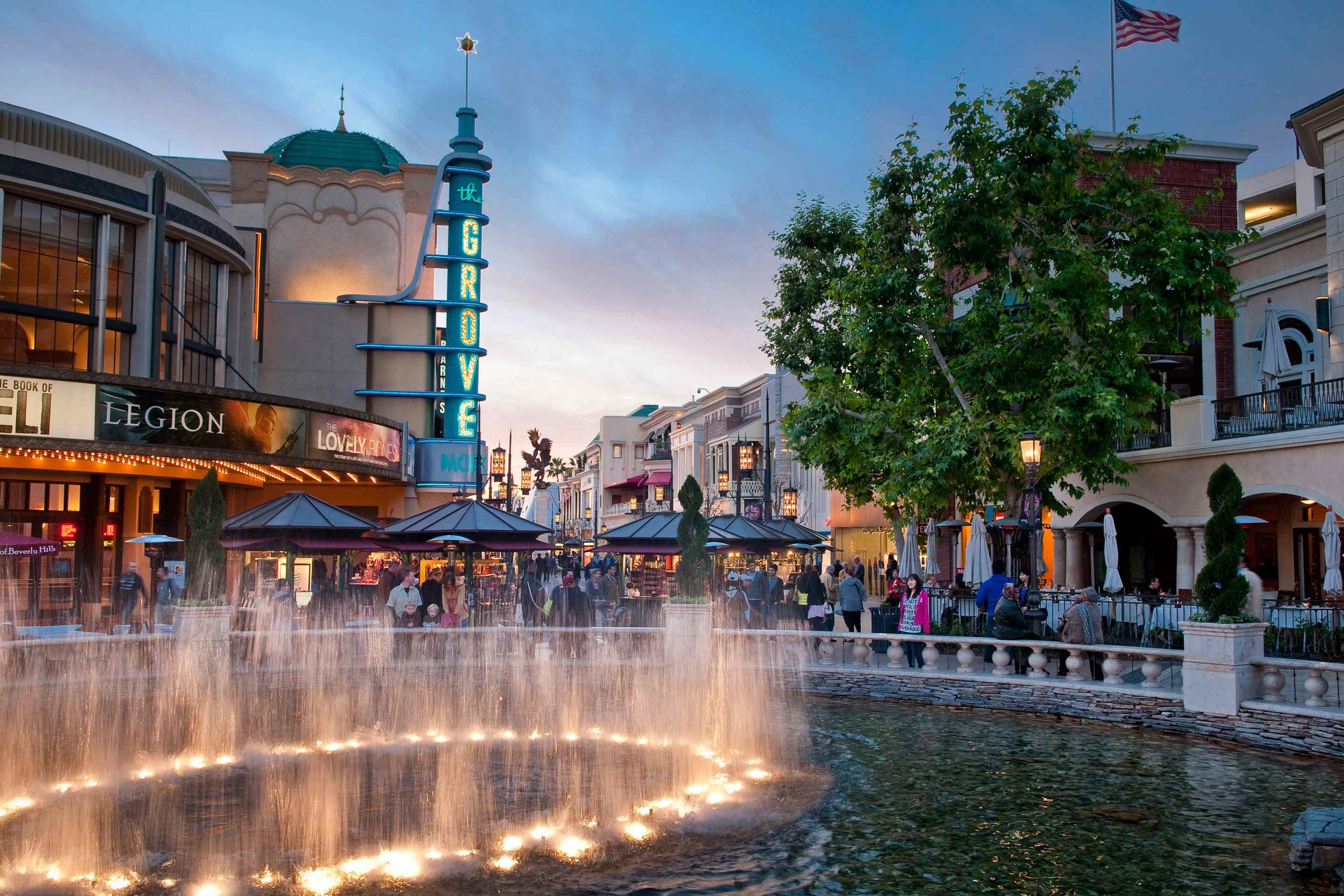 "Photo of The Grove - Los Angeles, CA, United States. Photo of The Grove - Los Angeles, CA, United States. Photo of The Grove - Los Angeles, CA, United States ""Just a fun place to walk around, and don't forget to explore the farmers market for great food too!"" in reviews4/4(K)."